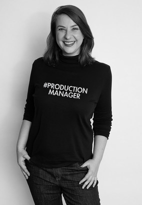 PRODUCTION MANAGER Toke Zsuzsanna